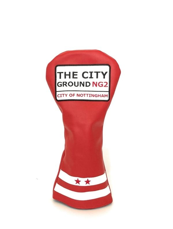 The City Ground Driver Head Cover