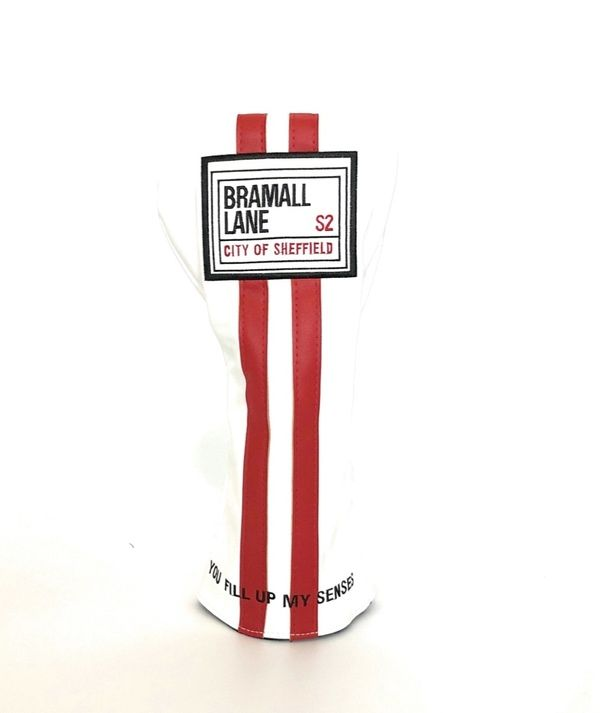 Bramall Lane Driver Head Cover