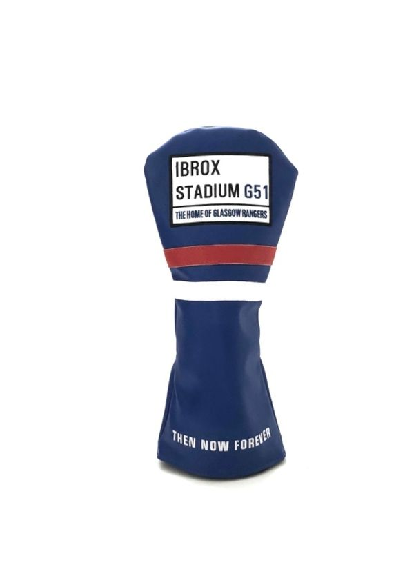 Ibrox Stadium Driver Head Cover