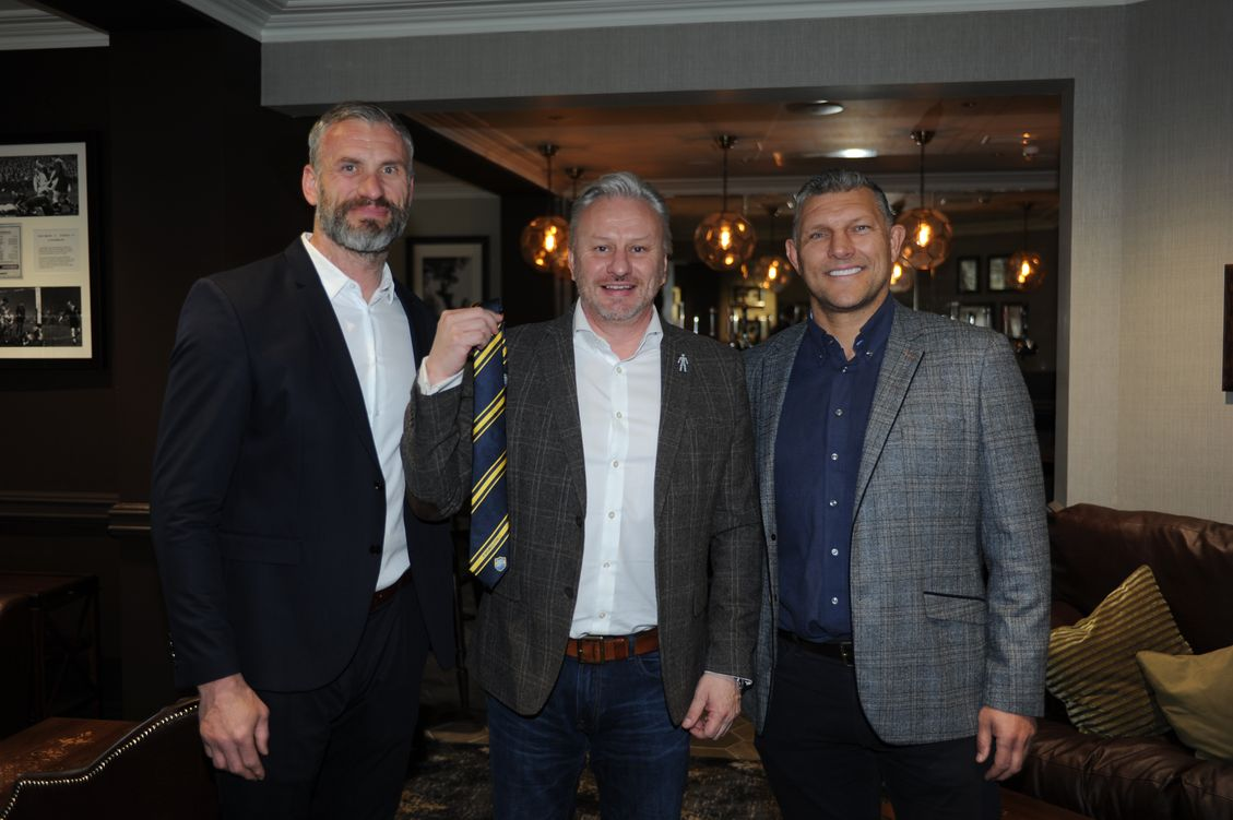 JP Business Club, Leeds Rhinos