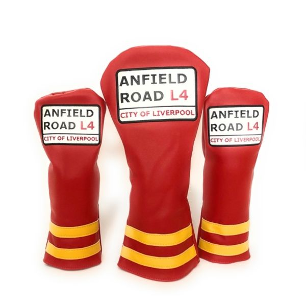 Anfield Road Head Cover Set